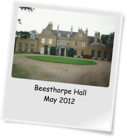 Beesthorpe Hall May 2012